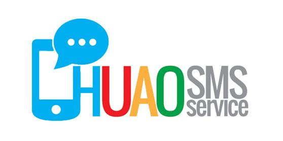 HUAO sms service
